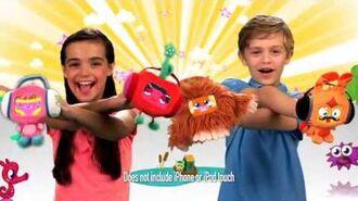 Smyths Toys Moshi Monster App Monster