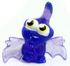 Gurgle figure glitter purple