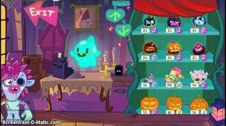 Halloween in monstro city
