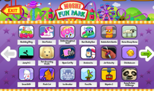 Moshi Fun Park screenshot