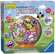 Ravensburger Moshlings 3D Puzzle