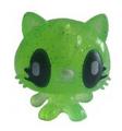 Tingaling figure glitter green