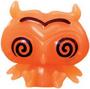 Prof Purplex figure pumpkin orange