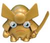 General Fuzuki figure gold