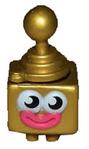 Jiggles figure gold
