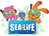 Moshi Monsters at SEA LIFE
