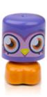 Prof. Purplex bobble bot