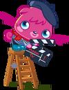HUE animation Poppet