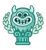 Level 43 Trophy