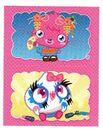 Sticker Poppet double 149-145