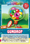 Collector card s10 gumdrop