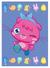 Purr-fect Poppet Poster