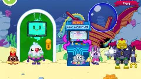 Moshi Monsters Egg Hunt - (Most) Super Moshlings