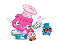Poppet Cupcake Promo