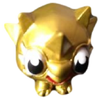 Jarvis figure gold