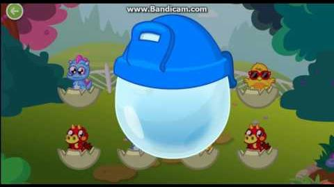 10 Minutes of Moshi Monsters Egg Hunt gameplay