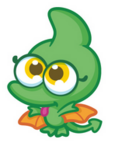Baby gurgle artwork