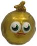 Podge figure gold