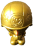 Peppy circus figure gold