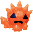 Liberty figure pumpkin orange