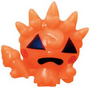 Liberty figure pumpkin orange