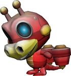 Katsuma Unleashed Robot Moshling Burnie