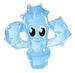 Prickles figure squishy blue