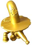 Rebus figure gold