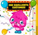 Poppet Surprised Customer