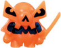 General Fuzuki figure pumpkin orange