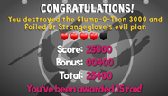Glump a thump