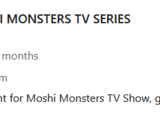 Moshi Monsters Animated Series