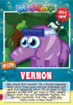 Collector card s10 vernon