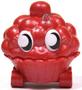 Cutie Pie figure bauble red