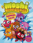 Official Annual 2012 cover