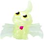 Gurgle figure ghost white