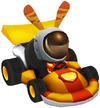 Moshi Karts helmet moshinaut