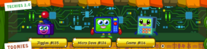 Techies 2.0 zoo full