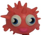 Blurp figure shocking pink