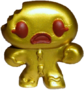 Hansel food factory figure gold