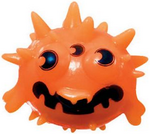 Blurp figure pumpkin orange