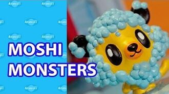 Moshi Monsters Toys London Toy Fair Preview