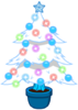 Twistmas Tree (coded item)