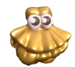 Shimmy figure gold