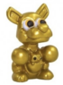 Rooby figure gold