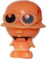 Peppy figure pumpkin orange