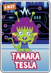 Collector card s7 tamara tesla