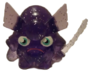 General Fuzuki figure glitter purple