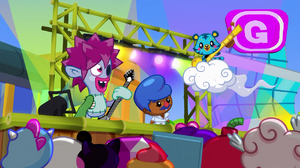 Movie screenshot End Zommer Bobbi Blue Jeepers play