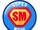 Super Moshi Badge